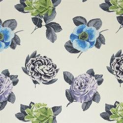 Pavonia Fabrics | Pavonia - Cobalt | Vorhangstoffe | Designers Guild
