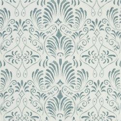 Pavonia Fabrics   Bacchus - Pewter   Tejidos para cortinas   Designers Guild