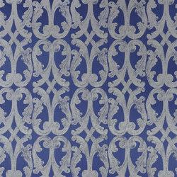 Portico Taffetas | Portico - Cobalt | Tejidos para cortinas | Designers Guild