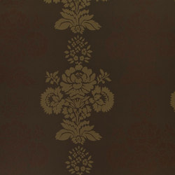 Ruzzini Fabrics | Pavlovsk - Cocoa Trevira | Tissus pour rideaux | Designers Guild