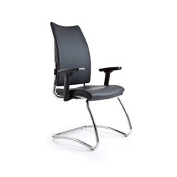 Overtime 2900R | Visitors chairs / Side chairs | Luxy