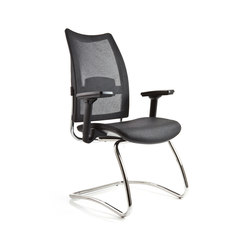Overtime 5600R | Visitors chairs / Side chairs | Luxy