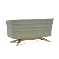 Cell 72 sofa with 4-spoke base | Lounge sofas | sitland
