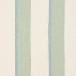 Saraille Fabrics | Malou - Celadon | Curtain fabrics | Designers Guild