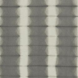 Savine Fabrics | Savine - Graphite | Tissus pour rideaux | Designers Guild