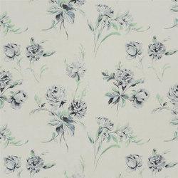 Seraphina Fabrics | Freya - Pale Jade | Curtain fabrics | Designers Guild