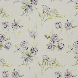 Seraphina Fabrics | Freya - Heather | Curtain fabrics | Designers Guild