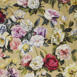 Seraphina Fabrics | Octavia - Linen | Tejidos para cortinas | Designers Guild