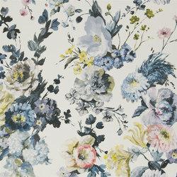 Seraphina Fabrics | Seraphina - Delft | Curtain fabrics | Designers Guild
