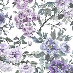 Shanghai Garden Fabrics | Shanghai Garden - Violet | Curtain fabrics | Designers Guild