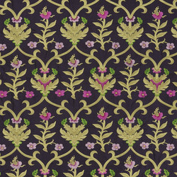 St. James's Fabrics | Norfolk - Amethyst | Curtain fabrics | Designers Guild