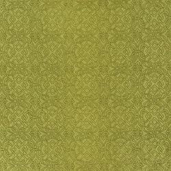 St. James's Fabrics | Tudor Trellis - Peridot | Curtain fabrics | Designers Guild
