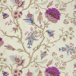 St. James's Fabrics | Windsor Great Park - Amethyst | Curtain fabrics | Designers Guild