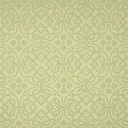 St. James's Fabrics | Kensington Brocade - Peridot | Tejidos para cortinas | Designers Guild