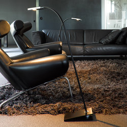 Flexon floor lamp | Reading lights | Anta Leuchten