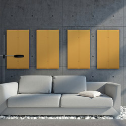 ECOstrong wall | Sound absorbing objects | Slalom
