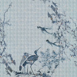 Ardeida | Wall coverings / wallpapers | Inkiostro Bianco