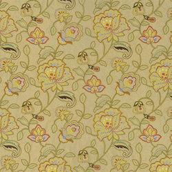 St. James's Fabrics | Boleyn - Peridot | Curtain fabrics | Designers Guild