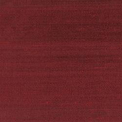 St. James's Fabrics | Regent Taffeta - Ruby | Tejidos para cortinas | Designers Guild
