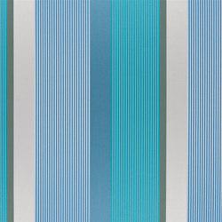 Zetani Fabrics | Orsoglio - Azure | Tissus pour rideaux | Designers Guild