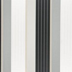 Zetani Fabrics | Caviglia - Noir | Tissus pour rideaux | Designers Guild