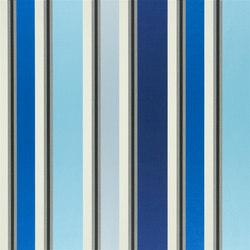 Zetani Fabrics | Zetani - Cobalt | Tejidos para cortinas | Designers Guild