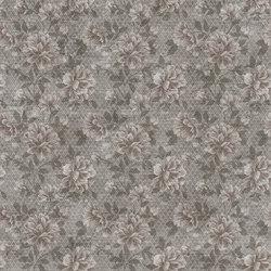 Flora | Carta parati / tappezzeria | Inkiostro Bianco