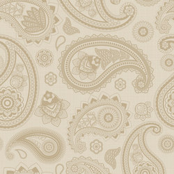Paisley Ivory | PA4080I | Tiles | Ornamenta