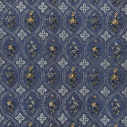Buckingham Fabrics | Carrack - Sapphire | Curtain fabrics | Designers Guild