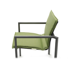 Pure Alu Stacking Chair | Garden chairs | solpuri