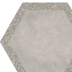 Cocciopesto Calcestruzzo & Malta| CP60CSM | Tiles | Ornamenta