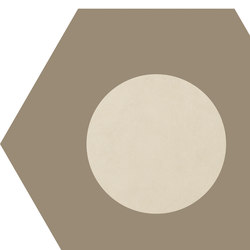 Cørebasics Dot-Negative Ivory | CB60DNI | Ceramic tiles | Ornamenta