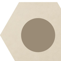 Cørebasics Dot-Positive Ivory | CB60DNI | Ceramic tiles | Ornamenta