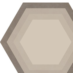 Cørebasics Honeycomb Ashgrey | CB60HA | Tiles | Ornamenta