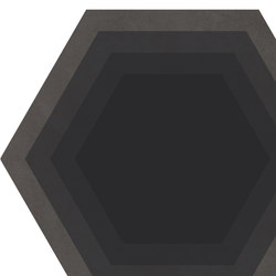 Cørebasics Honeycomb Grey | CB60HG | Carrelages | Ornamenta