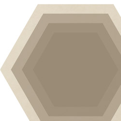 Cørebasics Honeycomb Ivory | CB60HI | Ceramic tiles | Ornamenta