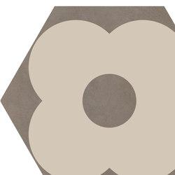 Cørebasics Petals Ashgrey | CB60PA | Piastrelle | Ornamenta