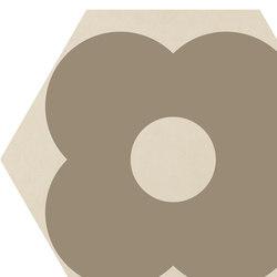 Cørebasics Petals Ivory | CB60PI | Piastrelle | Ornamenta