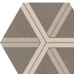 Cørebasics Plot Ashgrey | CB60PLA | Ceramic tiles | Ornamenta