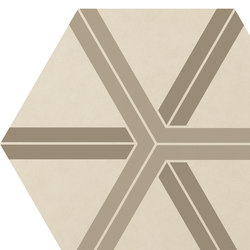 Cørebasics Plot Ivory | CB60PLI | Ceramic tiles | Ornamenta