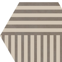 Cørebasics Stripes Ashgrey | CB60SA | Ceramic tiles | Ornamenta