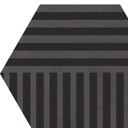 Cørebasics Stripes Grey | CB60SG | Piastrelle | Ornamenta