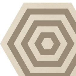 Cørebasics Target Ivory | CB60TI | Tiles | Ornamenta