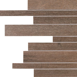 Note strips brown | Ceramic tiles | Keope