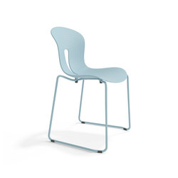 Pond II | Restaurant chairs | Fora Form