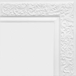 Frames Pure White Tortona | FR5050PWT | Ceramic tiles | Ornamenta