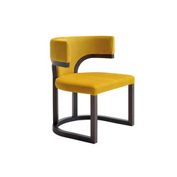 Nora armchair | Visitors chairs / Side chairs | MOBILFRESNO-ALTERNATIVE