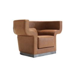 Gina armchair | Lounge chairs | MOBILFRESNO-ALTERNATIVE