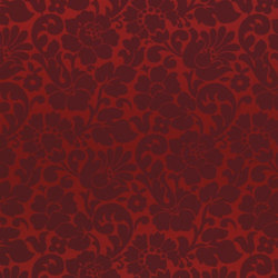 Ruzzini Fabrics | Coromandel - Claret Trevira | Curtain fabrics | Designers Guild