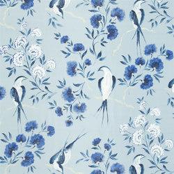 Amrapali Fabrics | Jacaranda - Indigo (S) | Curtain fabrics | Designers Guild
